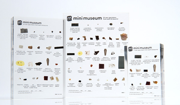 First Edition Mini Museum