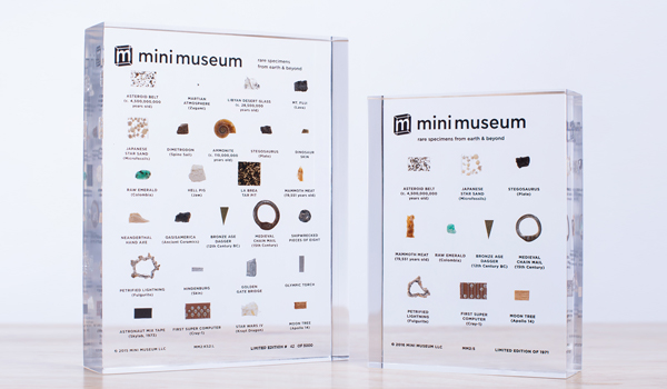 Second Edition Mini Museum