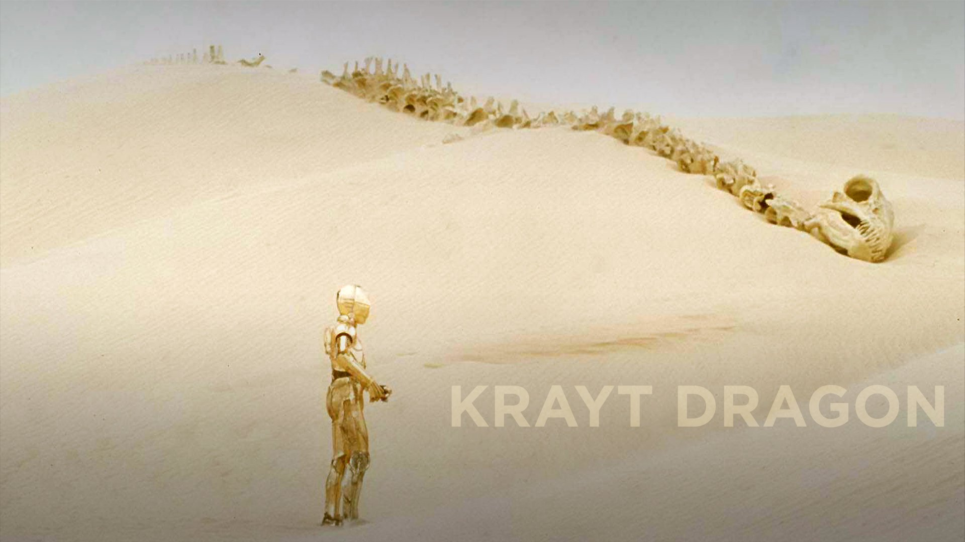 Krayt Dragon - Star Wars IV
