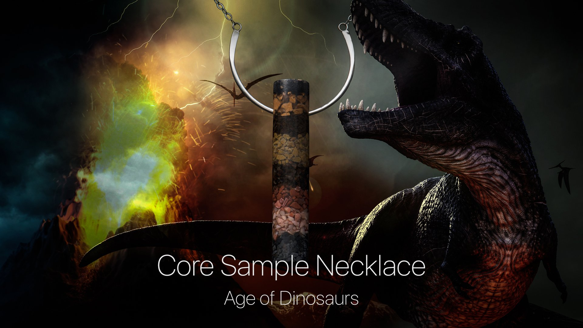 Details about the Core Sample Age of Dinosaurs