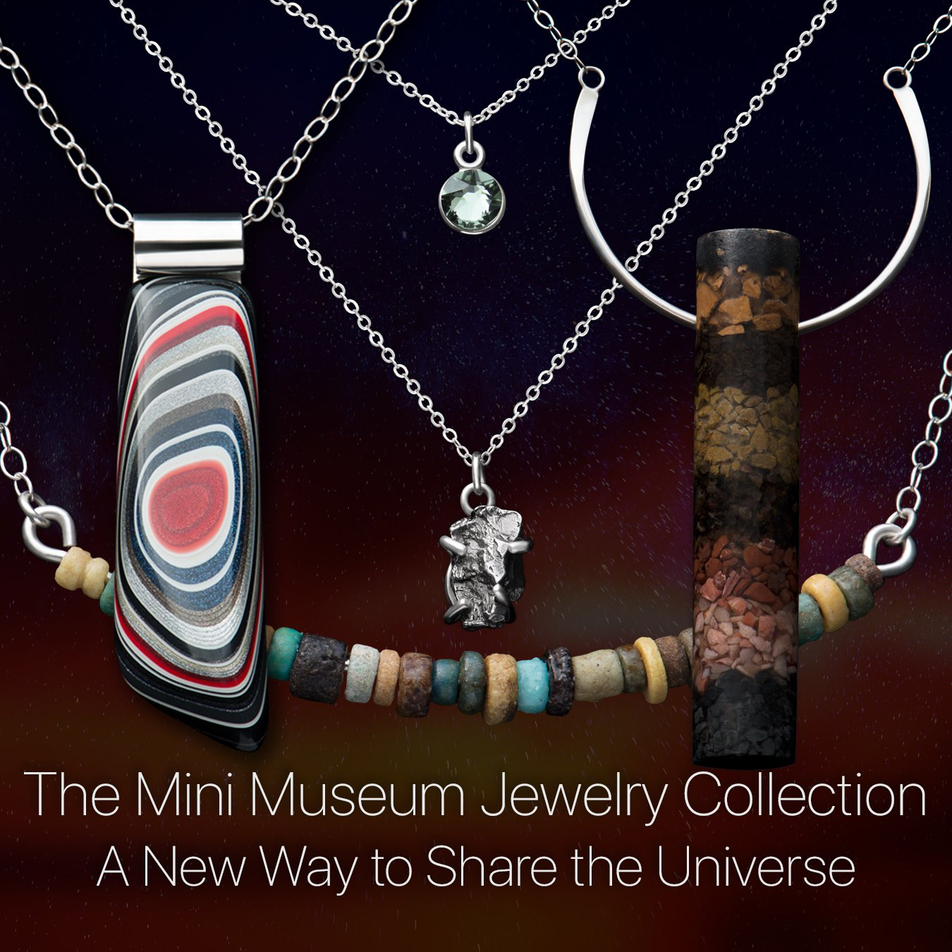 Details about the Mini Museum Jewelry Collection