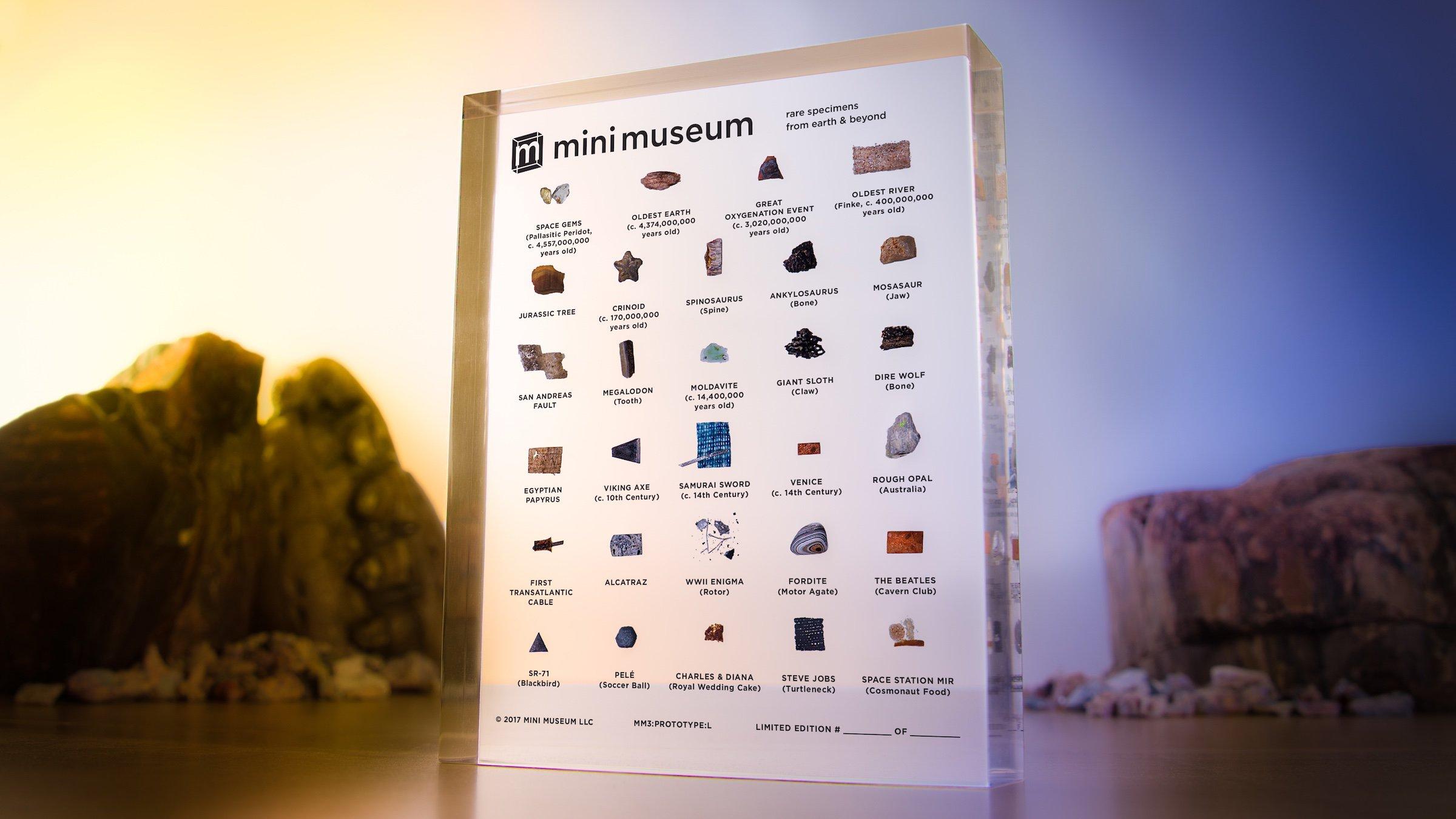 Mini Museum - Museum usa jobs