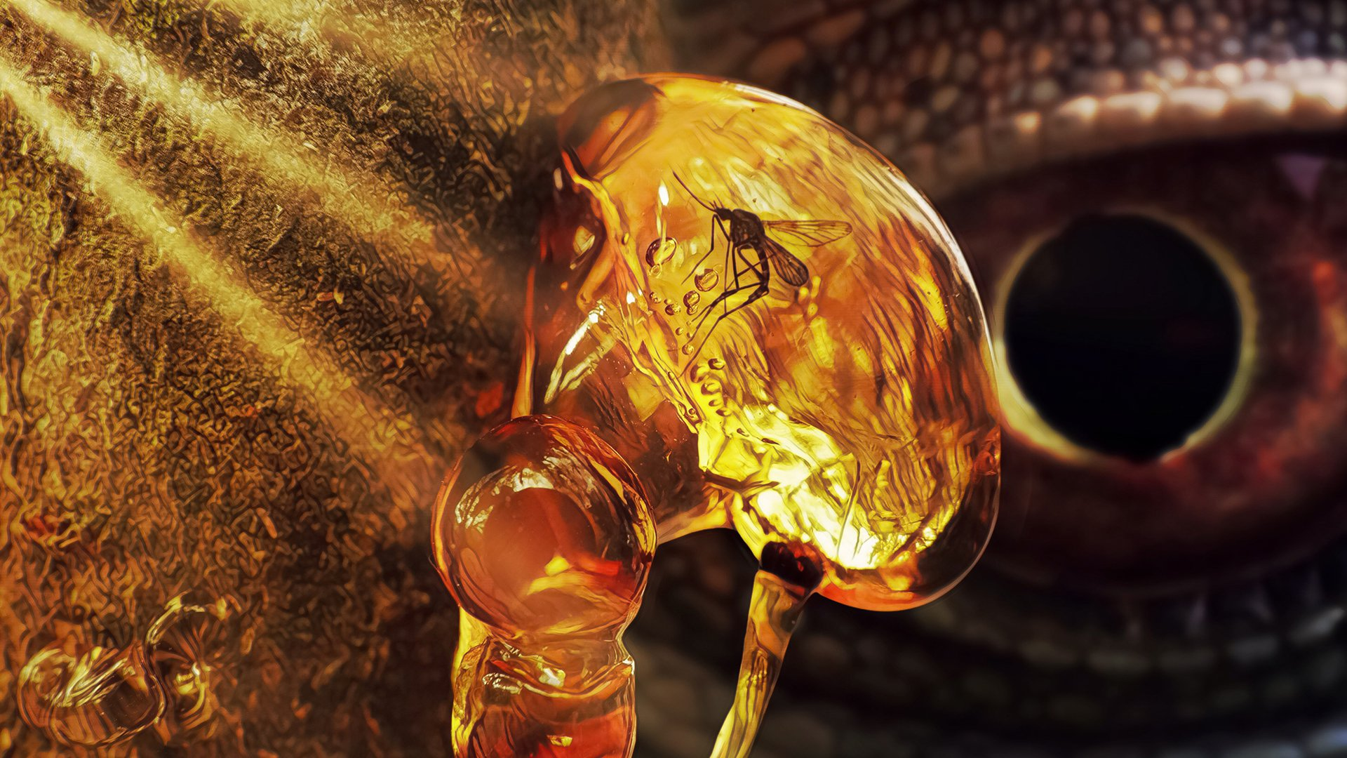 Age of Dinosaurs - Cretaceous Amber